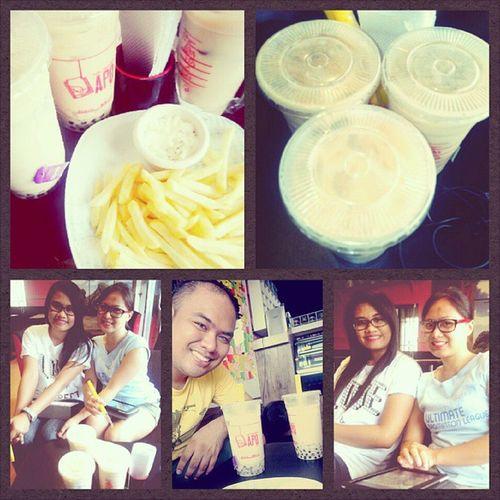 Back to our tambayan. Haha! :) Weloveitsomuch Hindimasyadongobvious SubiMonTea Tagaytay