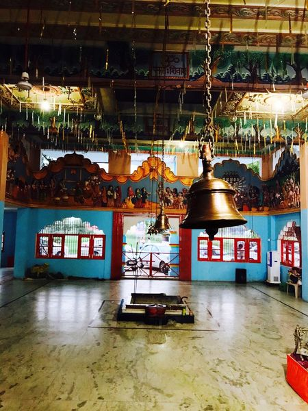 No People Indoors  Illuminated Day Temple Bells Aum