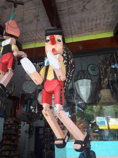 Pinocchio Indoors  Pinóquio Bonecos Boneco