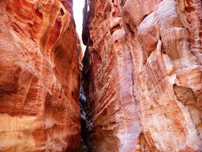 The Siq, Petra,