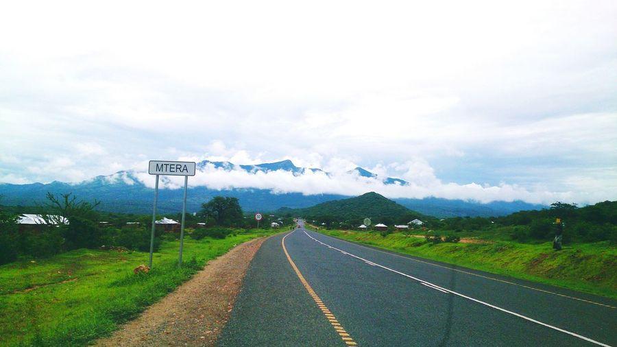 Tanzania Dodoma Jambo Hakuna Matata