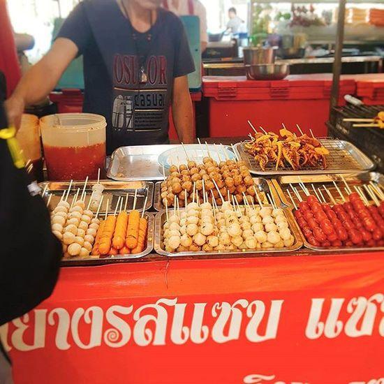 คิดถึงอะไรที่มันเบสิค Thaifood Streetfood Tiffydailyfood