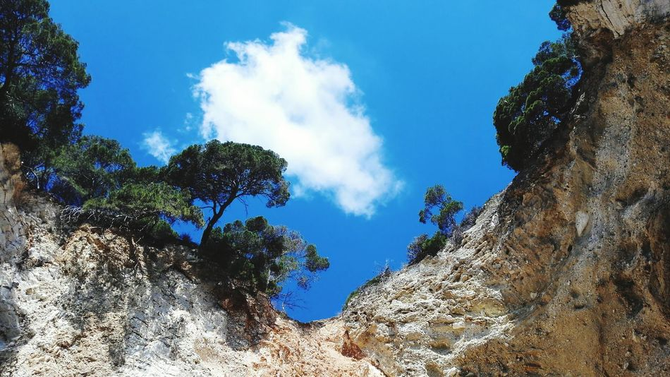Cave Grotte Caves Landscape_Collection View Nature Blue Sky Italy Puglia Gargano Coast Trekking Travel Photography Beaches Of The World Bestnatureshot Puglia South Italy Gargano Italy Dream Dream Island Italy Beach Discover Italy Dream Destination Dreamscapes & Memories Viaggintornoalmondo Sea Beach Trekking Puglia