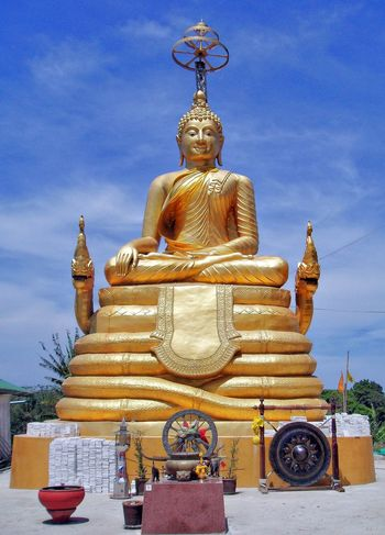 Beim Big Buddha Big Buddha Temple Buddha Cultures Phuket Religion Temple Thailand Travel Destinations