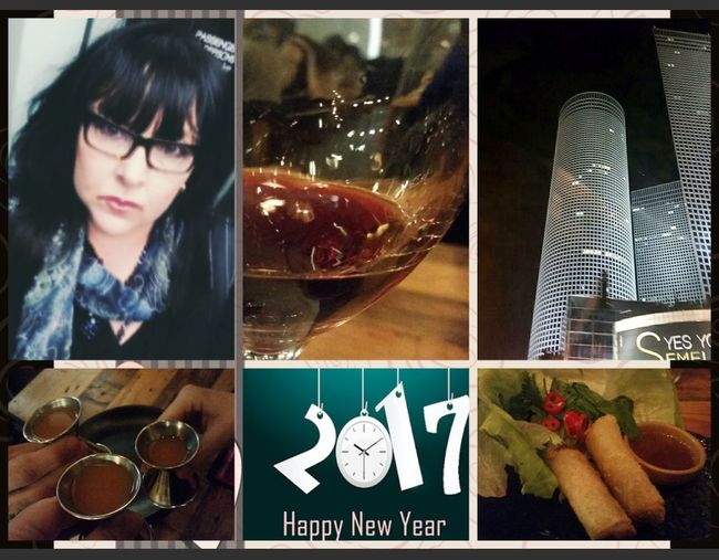 Happy New Year EE... wishing you all the best for the New Year 2017💨💋! Enjoying The Moment Enjoying Life ♥ Good Food, Good Company Cheers 🍻 Capture The Moment Showcase December 2016 Happy New Year 2017 LiveYourLife Urban Lifestyle Night Life Live, Laugh, Love New Year's Eve Fun Winter Wonderland Cold Outside One Person One Young Woman Only in Tel-aviv Israel