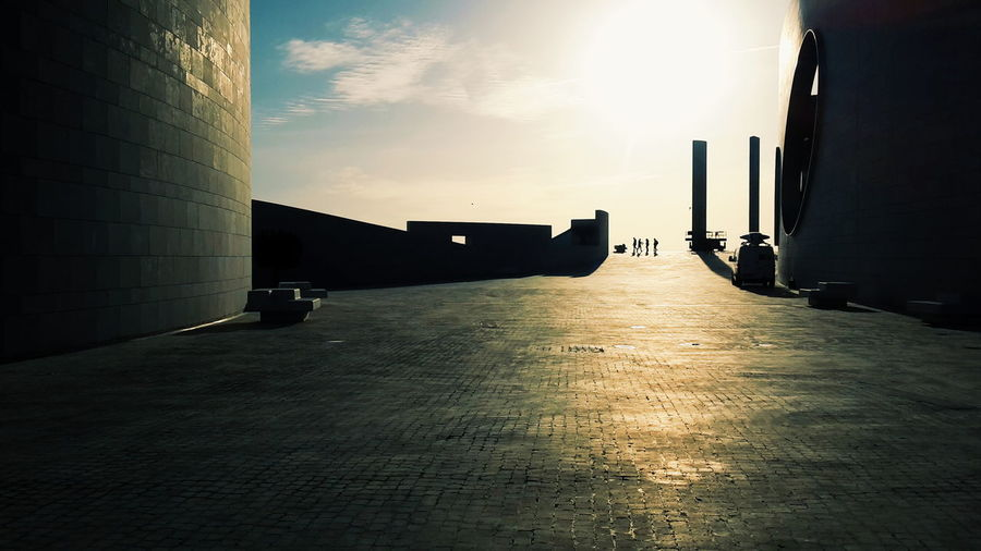 Showcase: January Portugal Lisbon Architecture Archporn Modern Modern Architecture Holidays Seaside Seascape Sunset Sunshine