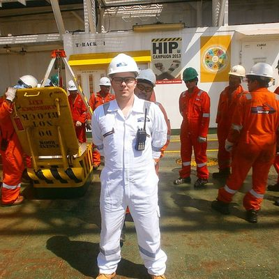 Просто я 😇 BIG Boss Worksite White Coveralls