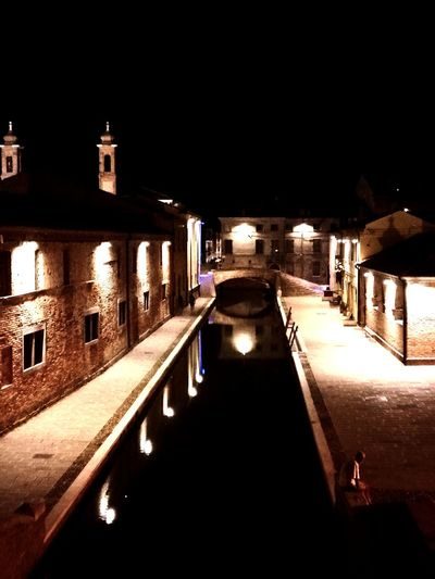 Comacchio Night