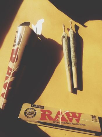 Raw Weed