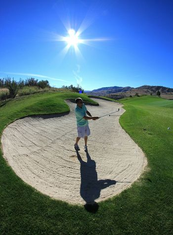 Going The Distance Faces Of Summer Pacific Northwest  Golfing My Hobby Golf. Golfing at Bear Mountain. The Moment - 2015 EyeEm Awards The Action Photographer - 2015 EyeEm Awards Second Acts Be. Ready.