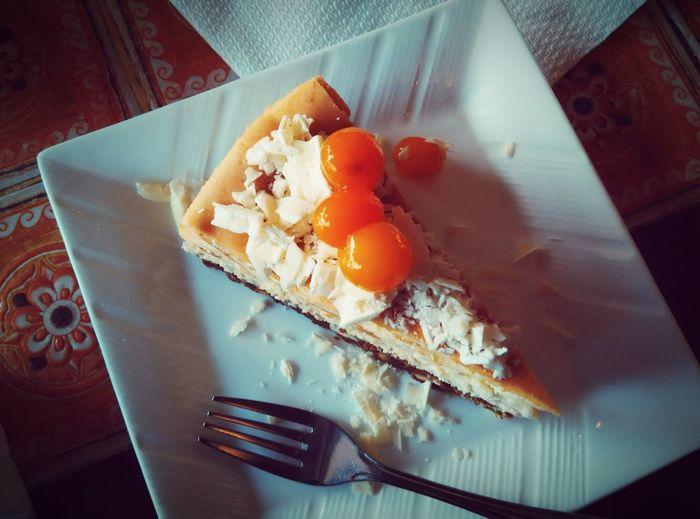 Legit. Dessert Mango Cheesecakes Food Porn