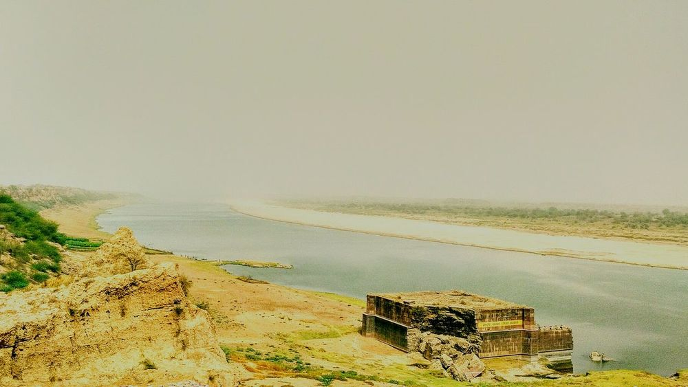 Great Outdoors-EyeEm Awards 2017 BYOPaper! First Eyeem Photo Sandcastles Sand Mountains Sand River Chambal Chambal River Rajasthandiaries Outdoor Photography Summertime Hot Day