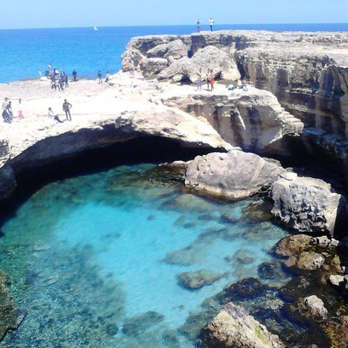 Roca Marinemelendugno Salento Senzafiltri 25Aprile Poesia Weareinpuglia Weareinsalento Spring