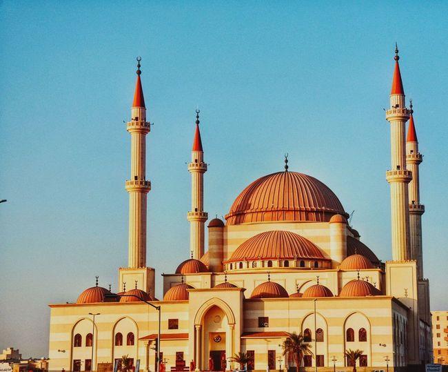 Sky Day No People Place Of Worship مسجد الراجحي السعودية  Dome ، أنا أحبك Mksexy Travel Destinations Outdoors Architecture