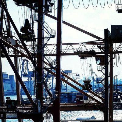 Stuctures portuaires Containercranes PortMTL Fleuvestlaurent Gantry montreal_gallery crane