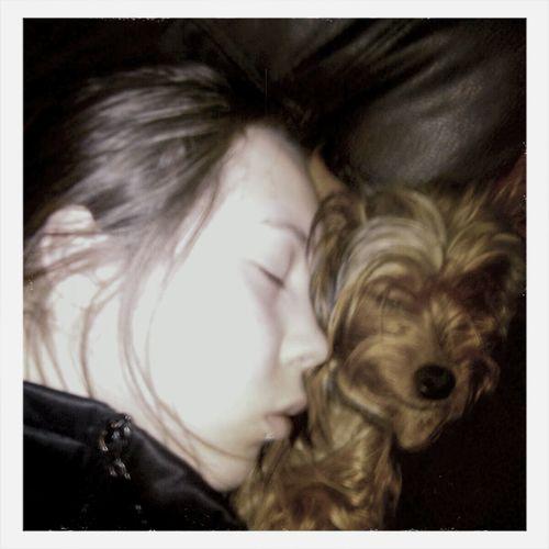 Me&MyBaby I Love My Dog Love Between Dog & Human Lil Girl Bella ❤