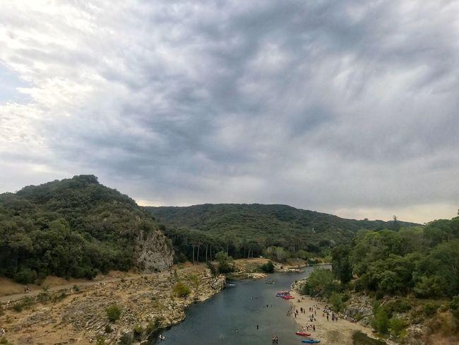 Gard Gard River River Gard Unesco
