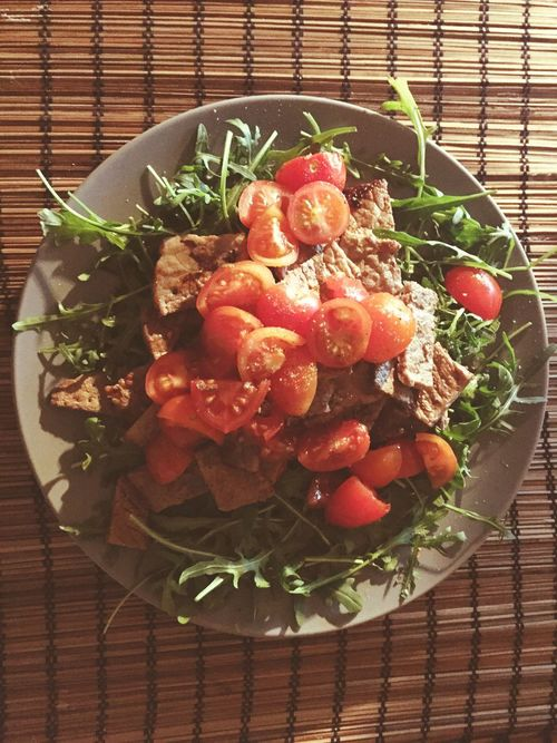 Food Food f Italian Food Tagliata Italy Foodporn Vegetables Meat