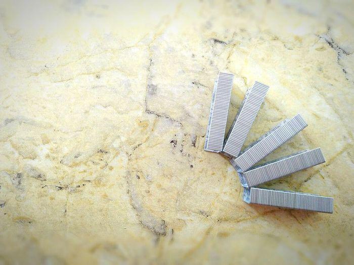 Staples... #plain #stapler #photography #art Close-up Stapler