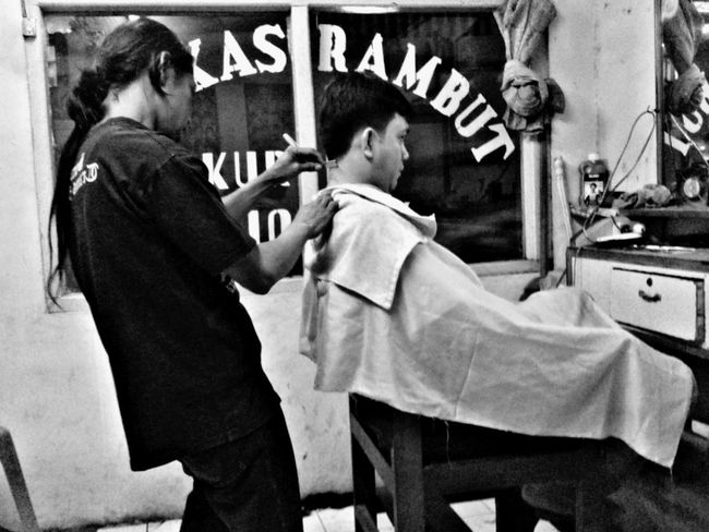 Fotografihp Japunan Magelang Magelang #indonesia pangkas rambut