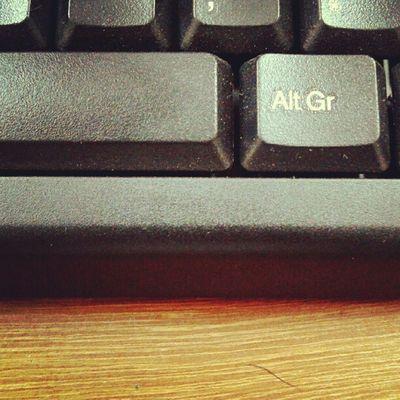 Alt Gr Keyboard Computer Instamood Instadaily Instanusantara Instaphoto Instanesia Instafamous Pictureoftheday Instagramers Photooftheday Bali INDONESIA LangitBaliPhotowork