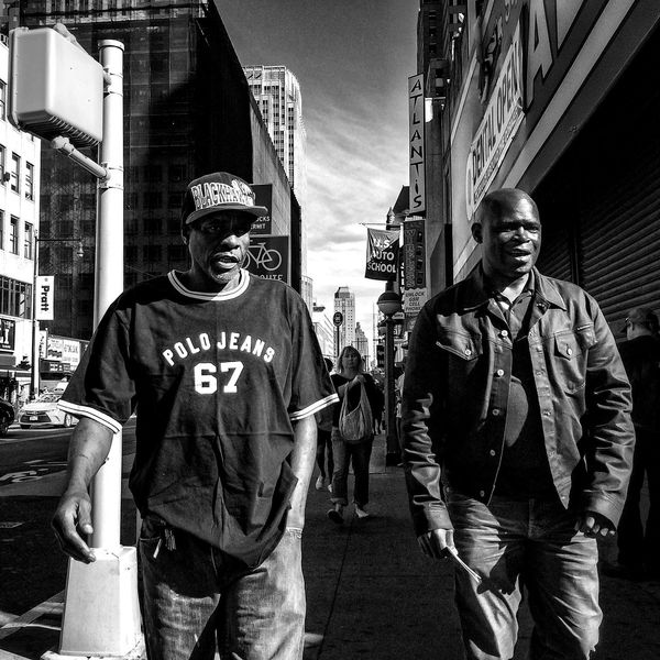 Jay St. AMPt - Street NEM Street Travel Photography