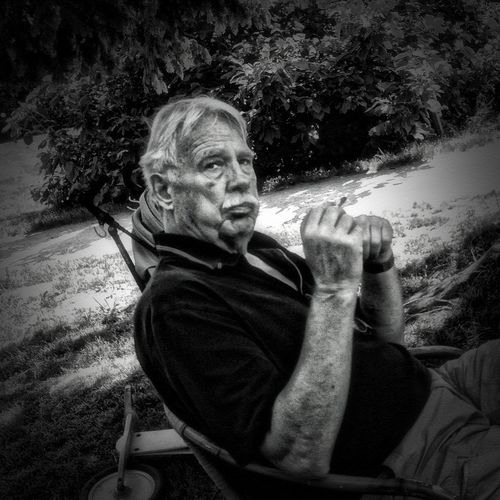 Portrait Of A Man  NEM Black&white Randompeople People Are People