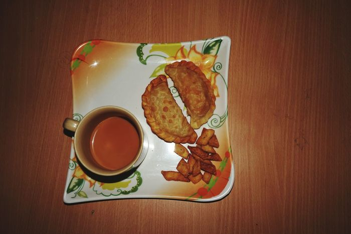 My World Of Food It's Chai Time Pitha Nimki Home Made Mom's Cooking Assam_tea Assamese Delicacies Delicious ♡ Sony A5000