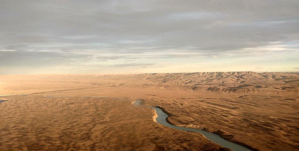 Sand Dune Desert Sunset Adventure Sand Backgrounds Summer Hill Horizon Over Land Full Length