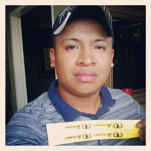 Yo estoy ready pal cramberry con mis Cintillos de LaCabinaDelDj Gracias a @SecoPlatinum Summer Penonome Carnavales2013 Panama TasReady