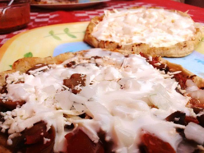 Picadas doña oli Mexican Food Picadas Sopes Sopesitostime