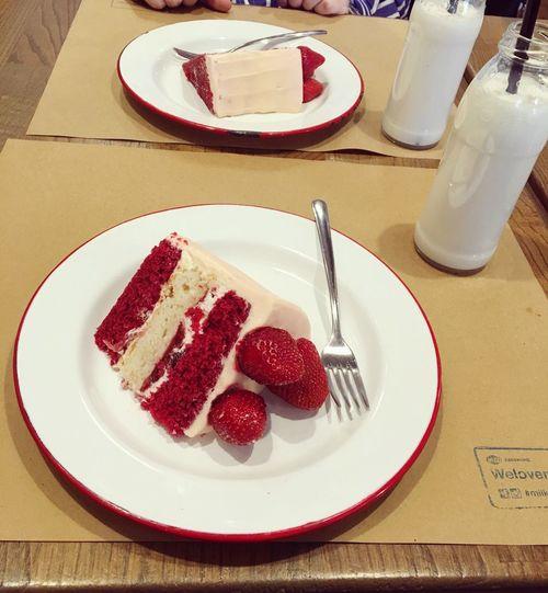 Cake Strawberrycake Strawberry Tasty Viktoriasecret