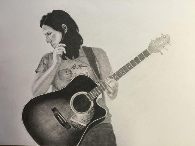 Kelley Deal from the Breeders ArtWork Drawing Myartwork Pencil Drawing MyArt Art #illustration #drawing #draw #tagsforlikes #picture #photography #artist #sketch #sketchbook #paper #pen #pencil #artsy #in Fanart Black & White Pencil Artist