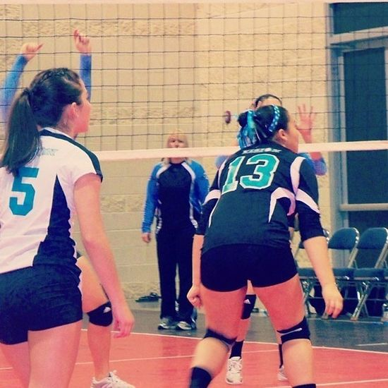My Life..volleyball.!