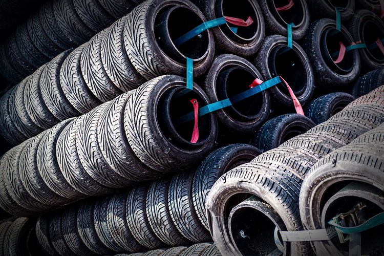 Row of tires. Protection around the track of the grand prix of Monaco Automobile Formula 1 Monaco Grand Prix Objects Tires Transportation Background Black Close-up F1 Formula Formula One Racing Full Frame Monte Carlo No People Nobody Protector Tire Tyre Tyres Wheels