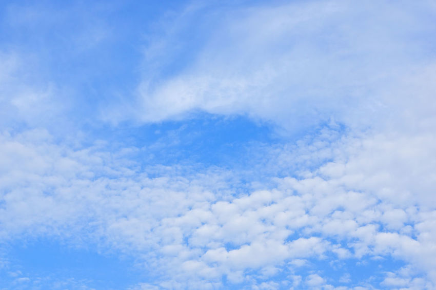 White cloud as peace on the blue sky as a background. Atmosphere Beautiful Cloud Heaven High Peace Scenic Weather Air Background Blue Climate Cloudscape Cumulus Day Daylight Meteorology Moisture Nature Nebulosity Outdoor Season  Sky Tranquility White