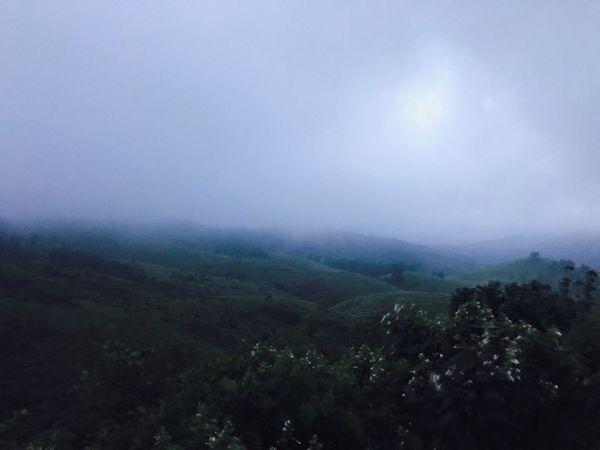 Sunrises in the Hills