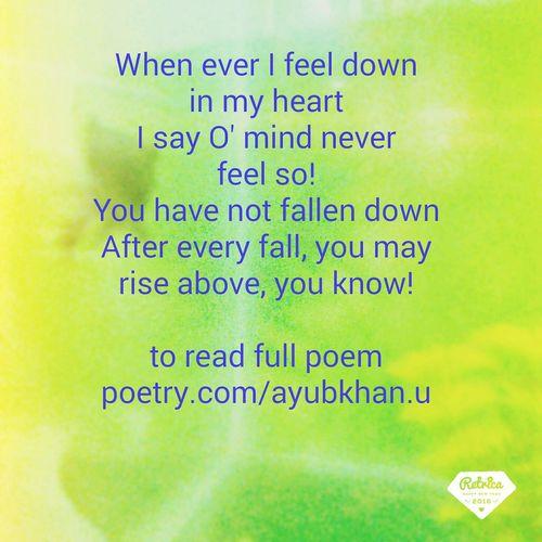 My poem Poem Ayubkhan.U Ayub The Poet To Rise Above Www.poetry.com/ayubkhanu