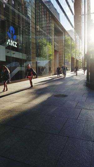 """""""Familiar surroundings"""" 