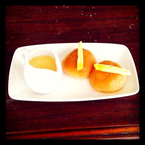 Palembang Traditional Bread Raden