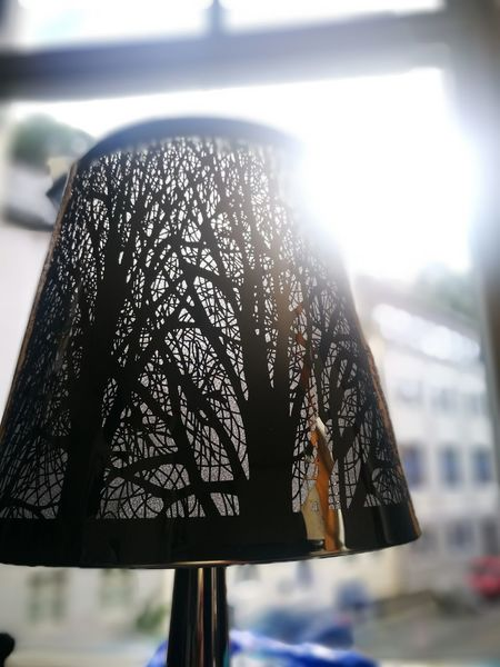 Light Blurry Background Blurry Background On Purpose Building Close-up Day Focus On Foreground Lamp No People Outdoors Sky Sunlight