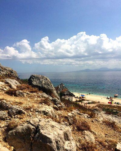 ☀️ Sky Sea Beach Summer Beachphotography IPhoneography