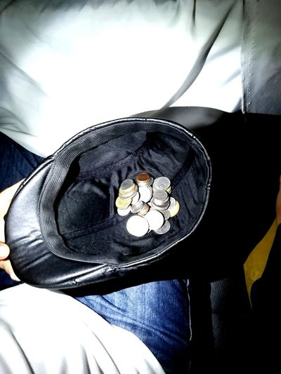 Money 💵 Dolars Gorra Sueltos Money First Eyeem Photo
