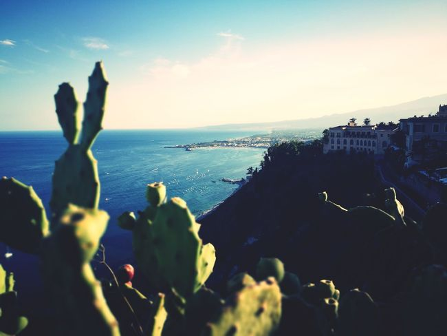 Sicily Taormina And Etna Home Sweet Home First Eyeem Photo