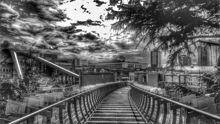 HDR Black And White HDR Streetphotography Black And White Collection! Archetecture Coventry