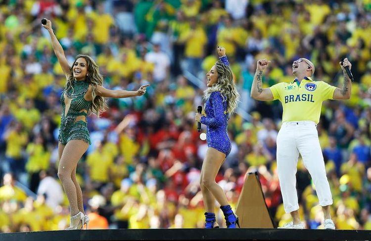 Brazil Jennifer Lopez World Cup 2014 By someone