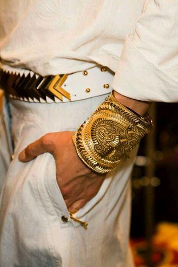 Balmain Spring Accessories Man Hand Made Jewelry Fashion