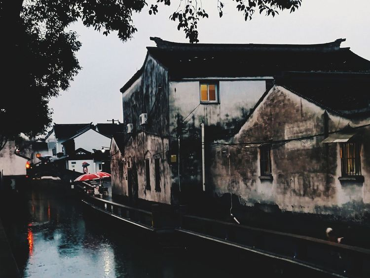 SUZHOU China Suzhou, China Architecture Building Exterior Built Structure Outdoors Travel Destinations Day Water