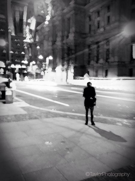 Slow Shutter.. Iphoneonly City Taylorphotography