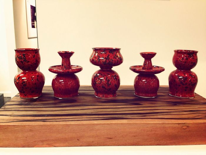 Remembering the beautiful pottery works of the talented Mr Alvin Tan. Art Enjoying Life Check This Out
